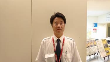 吉田知弘(教官)